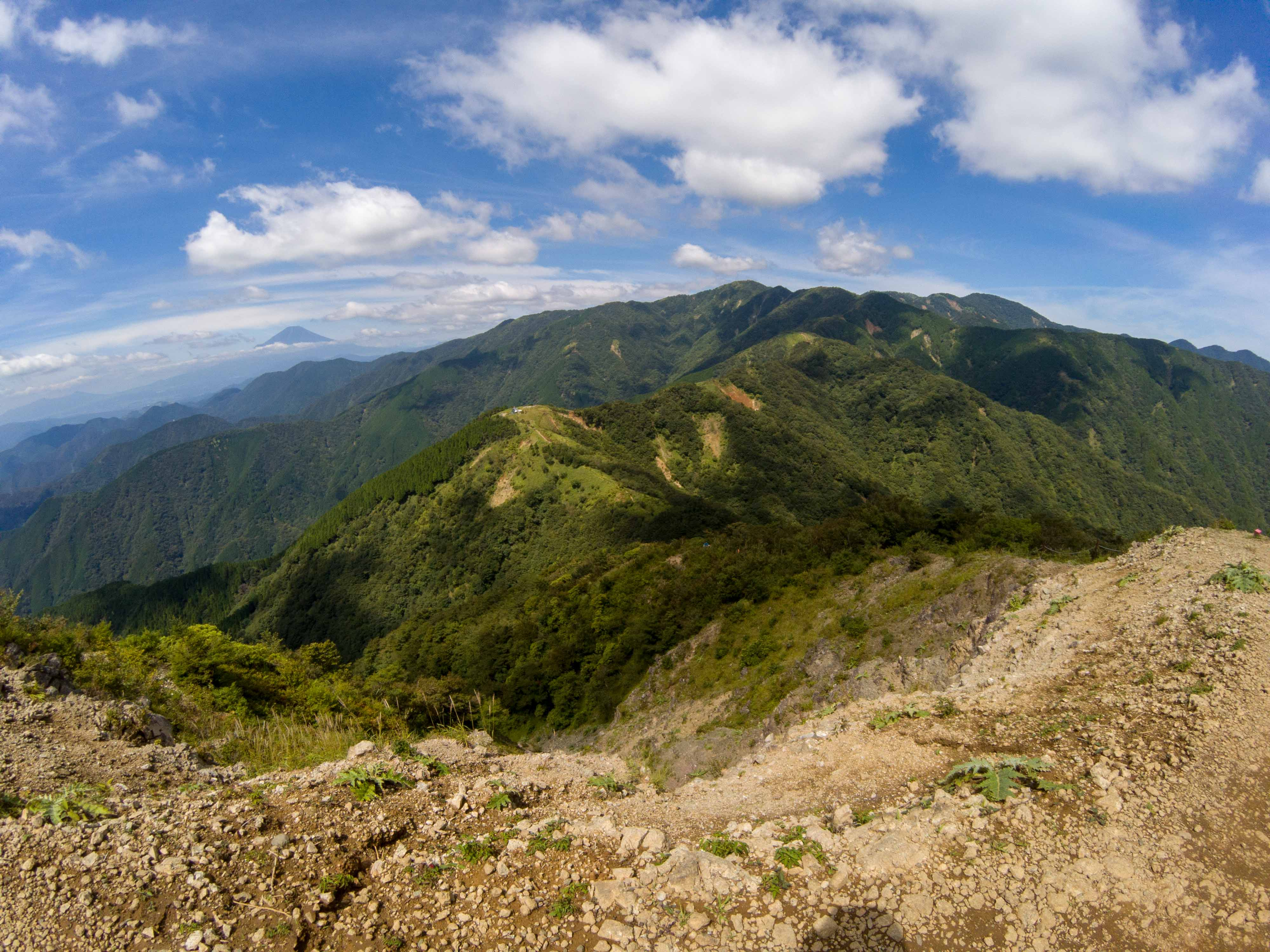 Mt. Sannoto-Tonodake-Nabewari thumbnails No.14