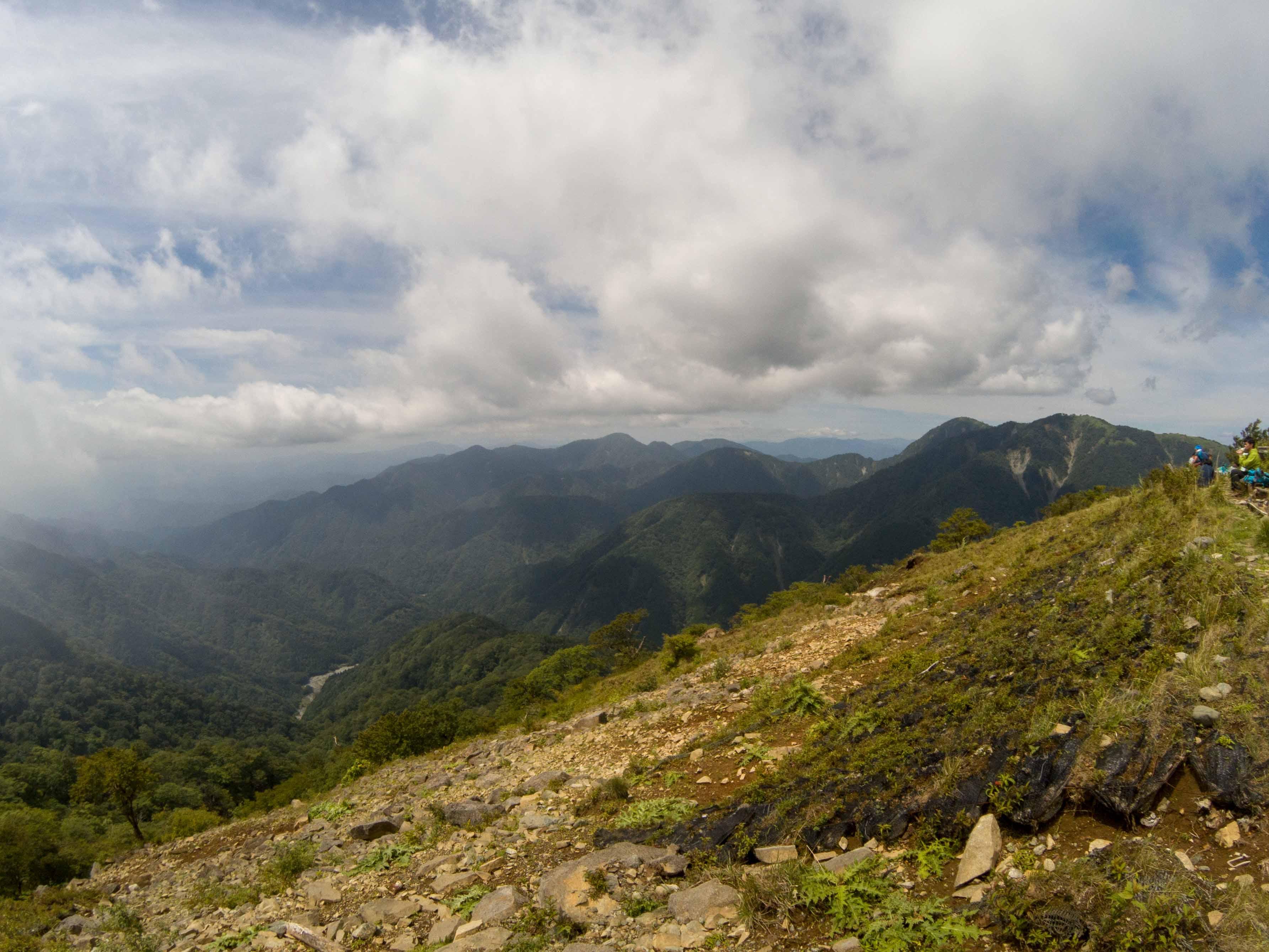 Mt. Sannoto-Tonodake-Nabewari thumbnails No.17