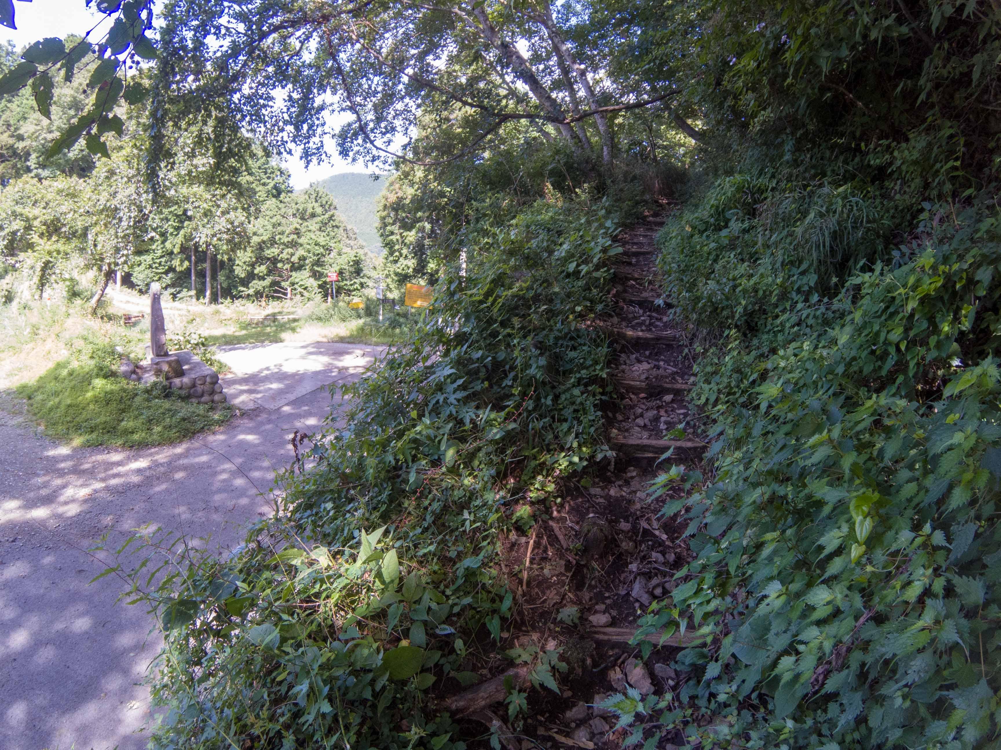 Mt. Sannoto-Tonodake-Nabewari thumbnails No.6
