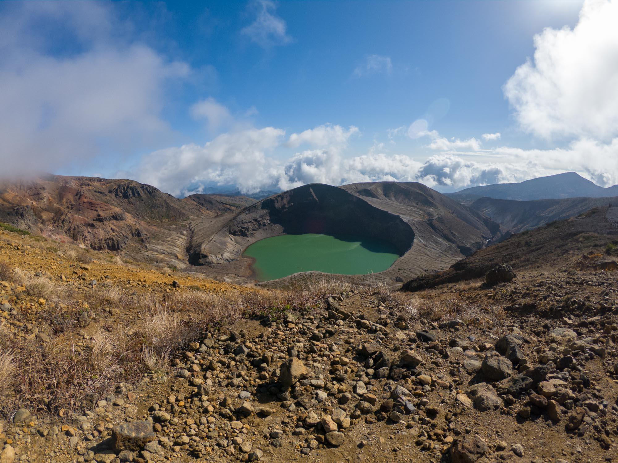 Mt. Zao (Kumanodake) thumbnails No.4